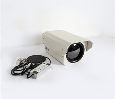 2km IR Long Range Thermal Camera , Digital Long Distance CCTV Camera