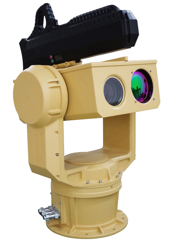 Coastal Thermal Surveillance System Military Grade With 30km Multi Spectrum